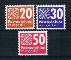Irland 1985 Portomarken Mi.Nr. 32/34 Kpl. Satz ** - Timbres-taxe