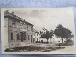 LEOPOLDOV .CINEMA  . KINO EDISON . CARTE PHOTO - Slovaquie