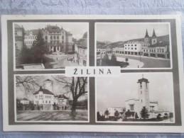 ZILINA . 4 VUES - Slovaquie