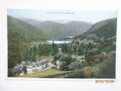 Postcard  Glendalough County Wicklow My Ref B195 - Wicklow