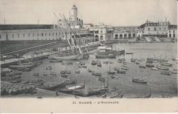 ALGER - L' Amirauté