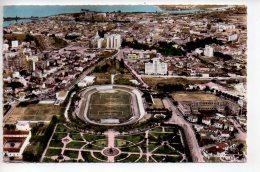 REF 269  : CPSM Algérie BONE Vue Panoramique Le Stade