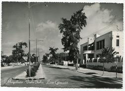 CARTOLINA MOGADISCIO SOMALIA VIAGGIATA ANNO 1959 - Somalia