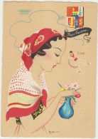 Illustrateurs  DYL  Peinture   Pays Basque - Illustrateurs & Photographes