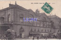 CPA De PARIS (75) - GARE MONTPARNASSE - N° 253 - ANIMATIONS -1914