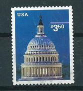 2001 USA $3.50 Capitool Used/gebruikt/oblitere - Etats-Unis