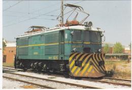 CPM ESPAGNE LOCOMOTORA  ELECTRICA 281-005 Ex 1005 Série 281 - Trenes