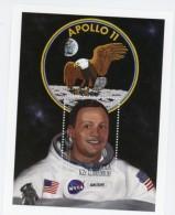 Angola-1999-Apollo 11-Armstrong-YT B72***MNH***MNH
