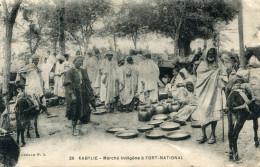 ALGERIE(FORT NATIONAL) MARCHE