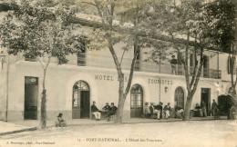 ALGERIE(FORT NATIONAL) HOTEL DES TOURISTES