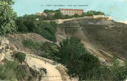 ALGERIE(FORT NATIONAL) CASERNE
