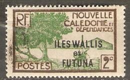 WALLIS ET FUTUNA    -.  1930  .   Y&T N° 44 Oblitéré - Wallis And Futuna