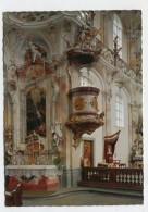 CHRISTIANITY - AK285946 Basilika Birnau Am Bodensee - St. Benediktusaltar Mit Kanzel - Churches & Convents