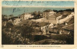 ALGERIE(DELLYS) ECOLE COLONIALE D INDUSTRIE