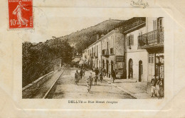 ALGERIE(DELLYS)