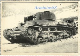 Char Hongrois 40M Turán - Krieg, Militär