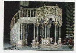 CHRISTIANITY - AK285962 Siena - Pulpito Di Nicolò Pisano - Chiese E Conventi