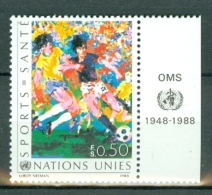 VN Genève 1988  Mi/Yv MNH  169**   Cat. Yv. € 1,25