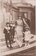CPA  La Famille Royale De Belgique - Familles Royales
