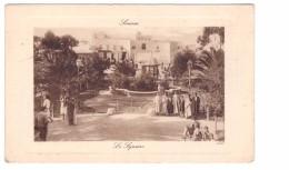 Tunisie Sousse Le Square , Carte Non Voyagée - Tunisie