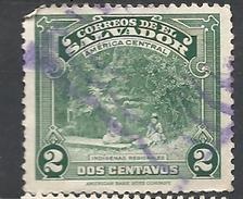 EL SALVADOR 1938 Local Motives  USED
