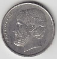 @Y@  Griekenland  5   Drachmai   1990    (3394) - Griekenland