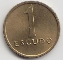 @Y@  Portugal   1 Escudo  1981   (3396) - Portugal