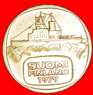 § SHIP ICEBREAKER: FINLAND ★ 5 MARKS 1979K MINT LUSTER! LOW START★ NO RESERVE! - Finland