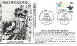 83  SAINT RAPHAEL   Débarquement Et Bataille De Provence  13/08/94