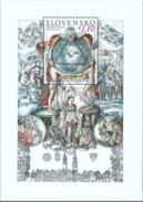Slovakia - 400th Anniversary Of The Žilina Synod - Blocks & Sheetlets