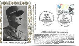 83   TOULON  Débarquement Et Bataille De Provence  13/08/94