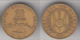 **** DJIBOUTI - 20 FRANCS 1982 **** EN ACHAT IMMEDIAT !!! - Djibouti