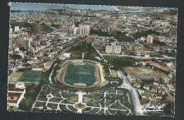 Bône - 27/40 - Vue Panoramique Aérienne , Au 1er Plan Le Stade Et Les Jardins      Obe0808