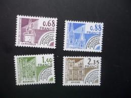 Année 1979 PREO N° 162 A 165 Neufs ** MNH Série Complète