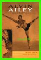 DANSE - ALVIN AILEY, AMERICAN DANCE THEATER, IN 2000 - HOTSTAMP - - Danse