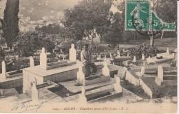 ALGER - Cimetière Arabe D' El Kettar