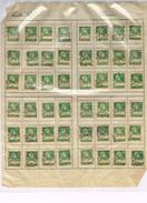 48 X 10 Helvetia -  Timbres/stamps - 1920,1921,1922,1923,1924.....Suisse-Schweiz