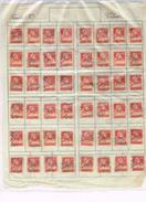 48 X 10 Helvetia -  Timbres/stamps - 1915,1916.....Suisse-Schweiz