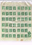 48 X 5 Helvetia -  Timbres/stamps - 1908,1909,1910,1912,1913,1914,1915,1916.....Suisse-Schweiz