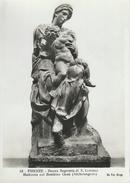 Firenze  Nuova Sagrestia Di S. Lorenzo. Madonna Col Bambino Gesu  (Michelangelo)   # 05218 - Sculpturen
