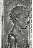 Firenze  - Museo Nazionale. S. Giovannino - St. Jean Enfant.    # 05221 - Sculpturen