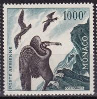 MONACO - YVERT Nº  A68 (oiseaux De Mer) *** MNH