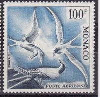MONACO - YVERT Nº  A66 (oiseaux De Mer) * MLH