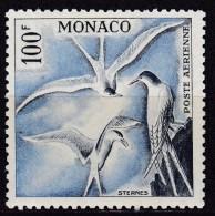 MONACO - YVERT Nº  A55 (oiseaux De Mer) *** MNH
