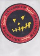 CARD SOTTOBICCHIERE BUDBEER  HALLOWEN   -2-0882-26183 - Halloween