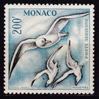 MONACO - YVERT Nº  A56 (oiseaux De Mer) *** MNH