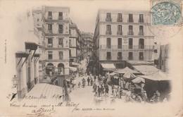ALGER - Rue Marengo