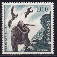 MONACO - YVERT Nº  A58 (oiseaux De Mer) * MLH