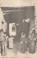 AIN - SEFRA - Une Rue Du Ksar