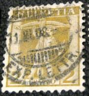 Switzerland 1907 William Tells Son 2c - Used